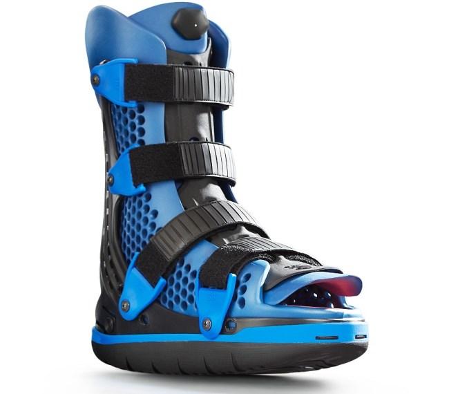 Sensoria and Optima Molliter Take on Diabetes Foot Complications with a Sensor-Laden SBi Motus Smart Boot