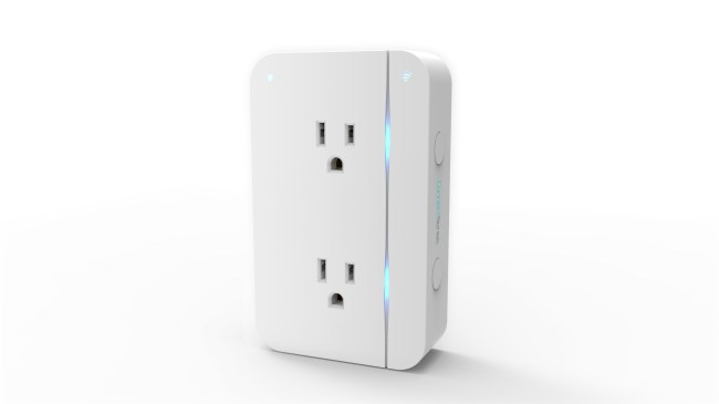 ConnectSense Releases Updated Smart Home Wall Outlet, the Smart Outlet 2
