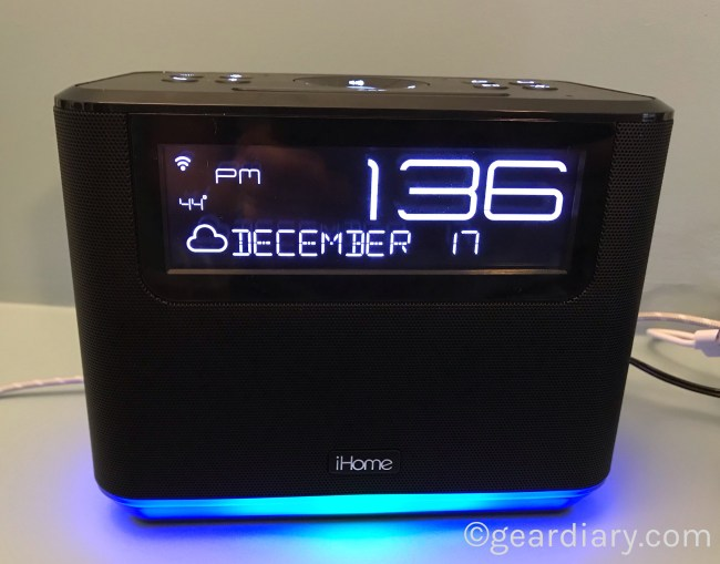 iHome iAVS16 Alexa Built-in Bedside/Home Office Speaker System Review