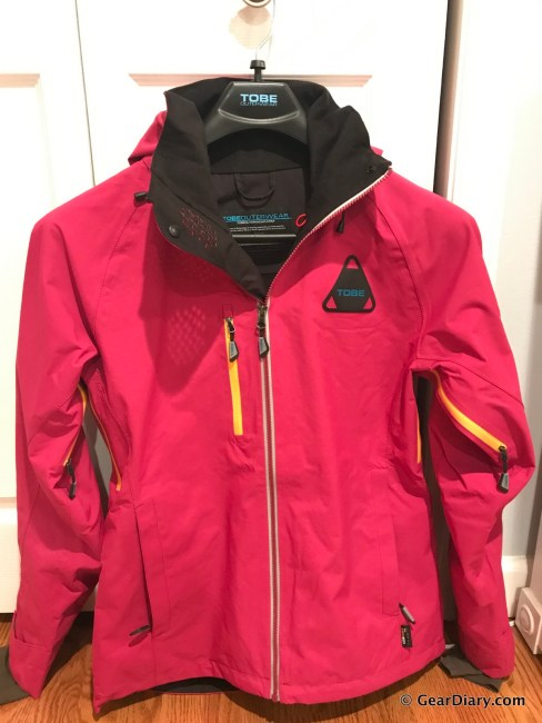 TOBE Fingo Jacket: Perfect for Winter Backcountry Sports