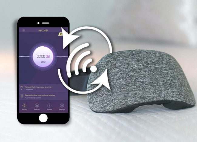 Hüpnos Aims to Reduce Snoring and Improve Sleep, All While Looking Stylish