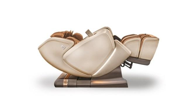 DreamWave's Next-Gen Massage Chair Makes Its Debut