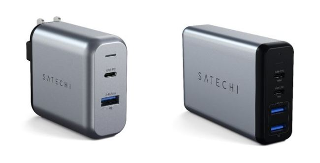 Satechi's New Type-C Chargers Are All You Need to Stay Charged In 2019
