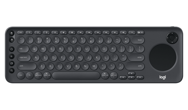 The Logitech K600 TV Keyboard Makes Couch Browsing So Much Better