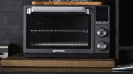 Calphalon's Quartz Heat Countertop Oven Saves Energy & Cooks Quickly