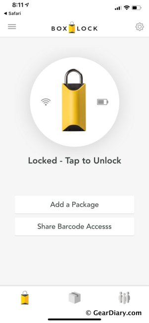 BoxLock Is a Clever Smart Lock Aiming to Thwart Porch Pirates