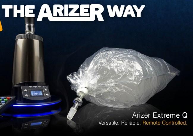 Arizer Extreme Q Is a Great Desktop Vaporizer for Under $150