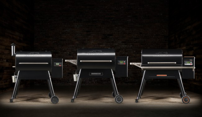 Traeger Debuts an Exciting New Line-Up of Tech-Enhanced Grills