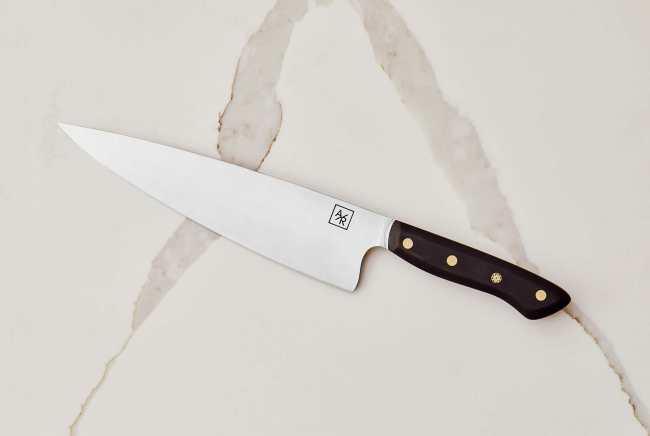 Artisan Revere Chef Knife Slices Through Their Kickstarter Goal