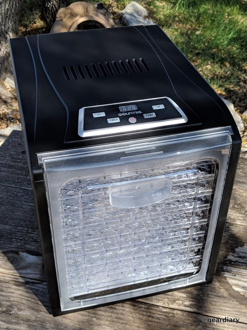 Making Beef Jerky at Home with the Gourmia GFD 1950 9-Tray Dehydrator