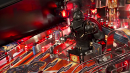Stern Pinball Launches New Black Knight Series Game