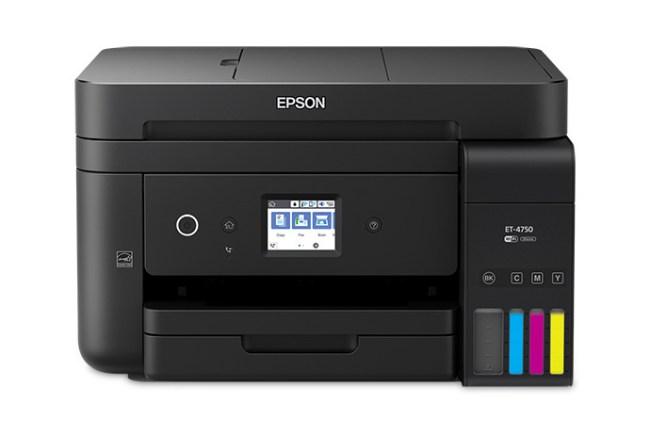 Epson's WorkForce ET-4750 Is the All-In-One Home Printer You Deserve
