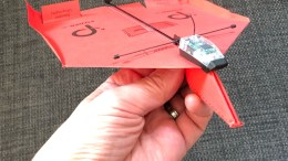 Bring Your Paper Airplane into the 21st Century with the PowerUp 3.0 Smartphone Controlled Paper Airplane Kit