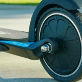Razor E Prime Air Electric Scooter Is Fast and Fun Transportation