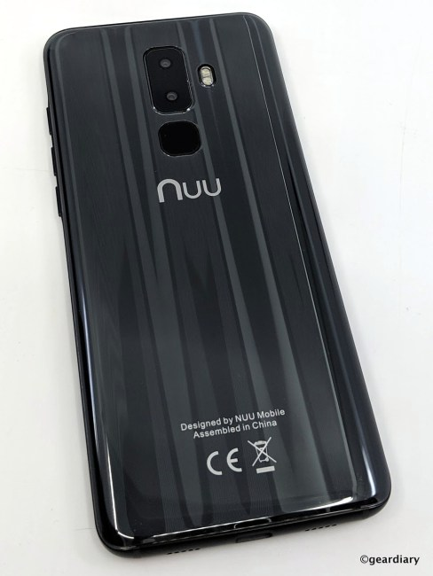 Nuu Mobile G3+ Review: A Surprisingly Decent and Affordable Smartphone