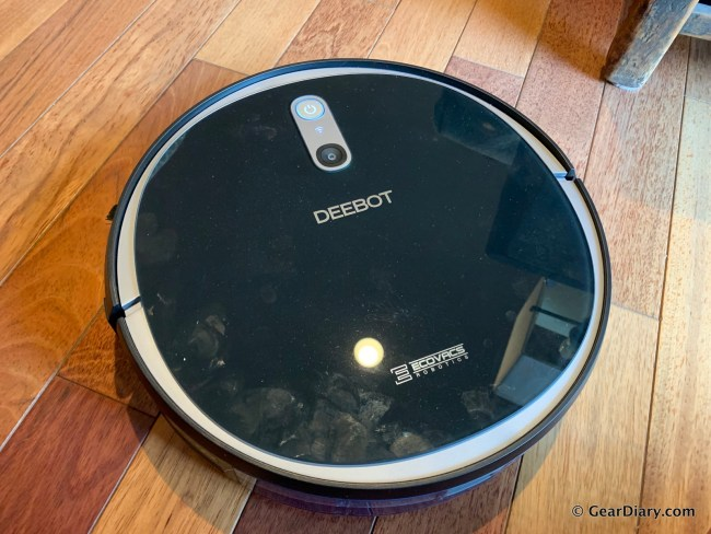 Ecovacs DEEBOT 711 Is a Lean, Mean, Smart Cleaning Machine