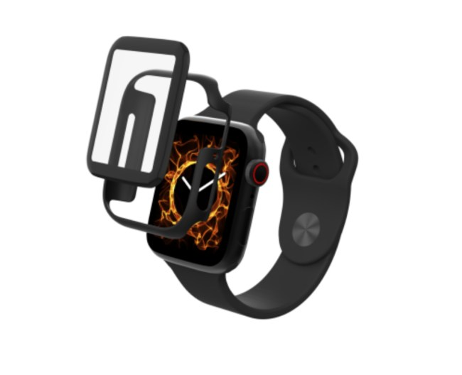 Your Apple Watch Series 4 Called, and It Wants an Invisible Shield Glass+ 360