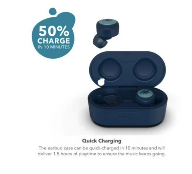 IFrogz AIRTIME True Wireless Earphones Let you Take Your Music on the Go for Less