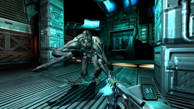 Classic Shooters DOOM, DOOMII, and DOOM 3 Land on the Nintendo eShop for the Switch, Updated for iOS and Android