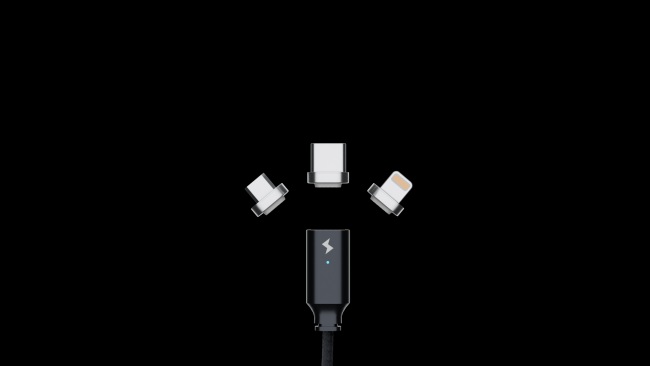 Need a Universal Cable for All of Your Devices? Try UNO's Magnetic Cable
