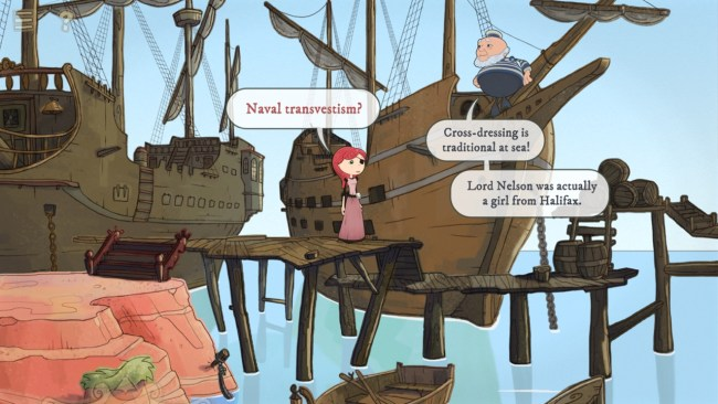 Nelly Cootalot: The Fowl Fleet Brings Adventure to the Nintendo Switch