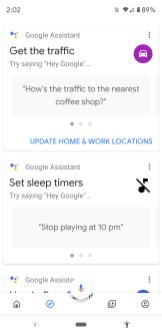 Google Home Set-Up Lenovo Smart Clock-019