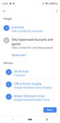 Google Home Set-Up Lenovo Smart Clock-026