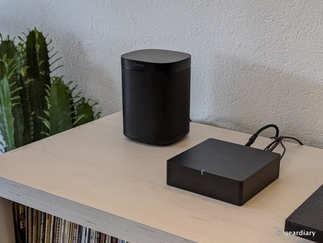 Sonos Move Is a Portable Smart Speaker That Sounds Just as Good Indoors as Outside