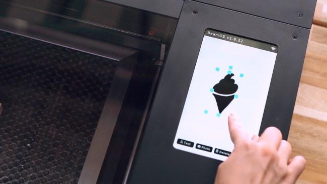 FLUX Debuts the Powerful, Compact Beamo Laser Cutter & Engraver on Kickstarter