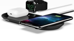 Mophie's Dual Wireless Charging Pad Is Fast and Flexible