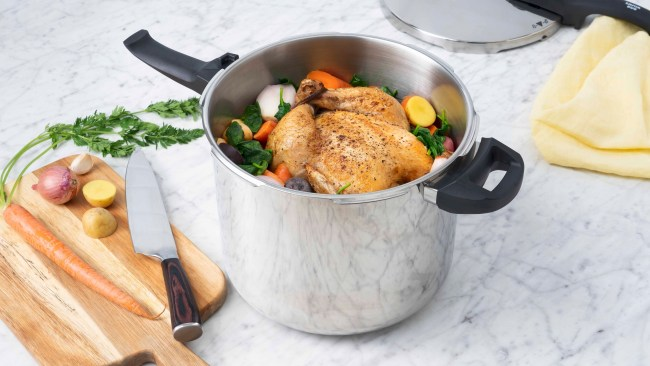 Zavor's Elite Pressure Cooker Makes Better Food, Faster