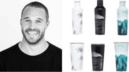 Corkcicle Teams with Surf Photographer for Latest Products
