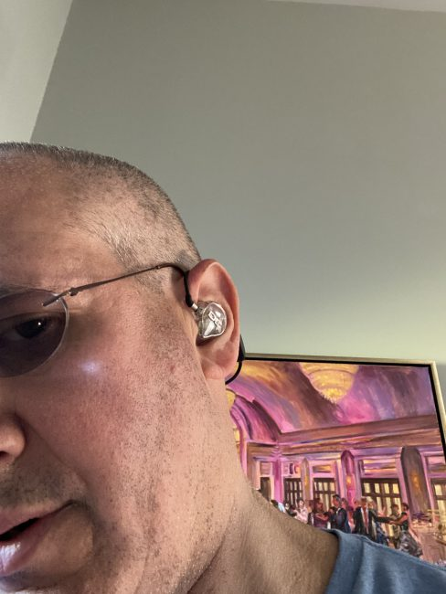 Ultimate Ears UE 5 CSX Are the Ultimate in Custom Fit Sound