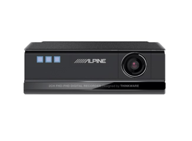 Alpine Debuts Impressive New Head Unit, Amplifier, and Dash Cams at CES 2020