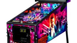 Stern Pinball Fights Demogorgons and Physics with Stranger Things Pinball