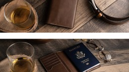 Nomad is Ready for Your Next Trip, Thanks to Their New Traditional Passport Wallet with Tile Tracking