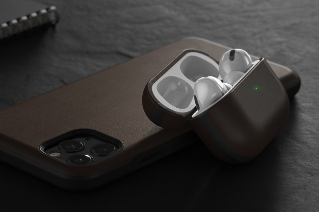 Nomad Rugged Case for AirPod Pros Look Stylish While Protecting Your $250 Investment