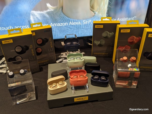 Jabra Elite Active 75t Are Tiny True Wireless Earphones with Long Battery Life