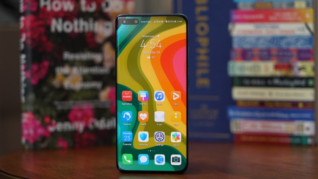 The Huawei P40 Series Touts #VisionaryPhotography