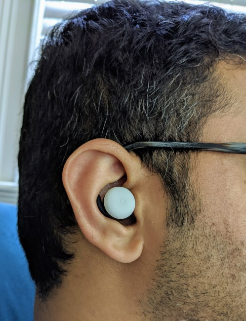 Google's Pixel Buds Are a Taste of the Future in Your Ears