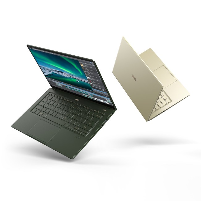 Acer Releases a Full Slate of Notebooks, Chromebooks, Desktops, and More!