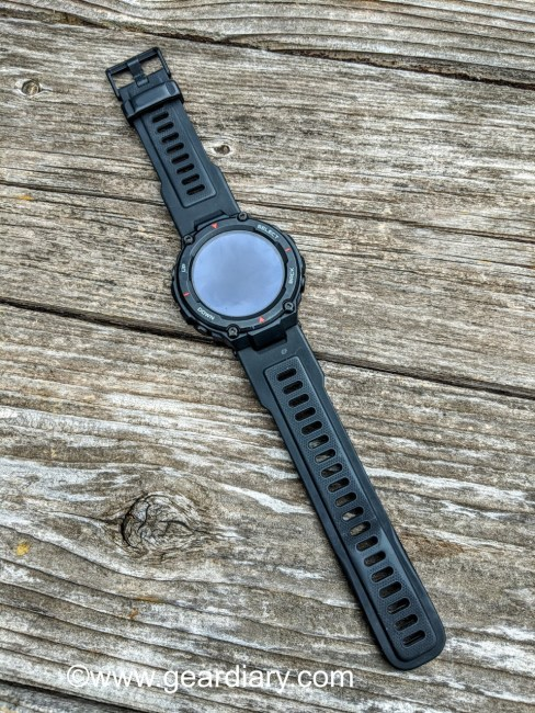 The Amazfit T-Rex Is an Affordable and Tough Smartwatch