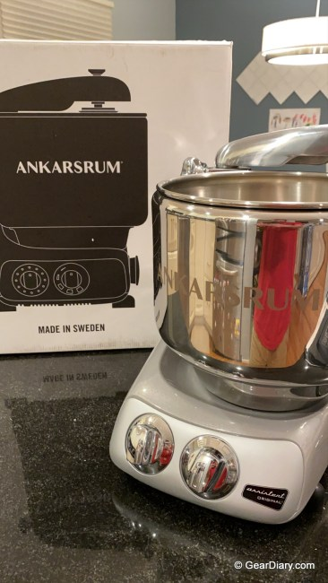 Upgrade Your Kitchen Gear with the Ankarsrum Assistent Original Stand Mixer