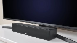 ZVOX AccuVoice AV157 TV Speaker Boosts Dialogue and Clarifies Voices