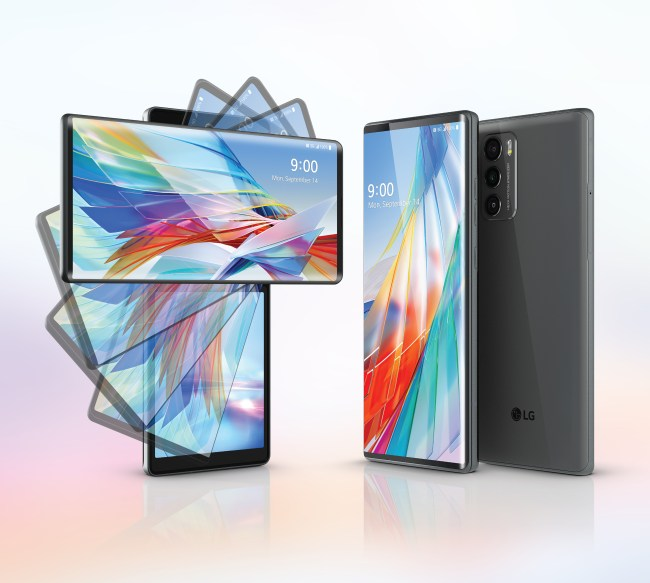 LG Brings an Interesting Twist to Phone Design with Their LG WING 5G