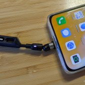 iCharge Pro Cable Brings Magnetic Versatility to Your Device Charging