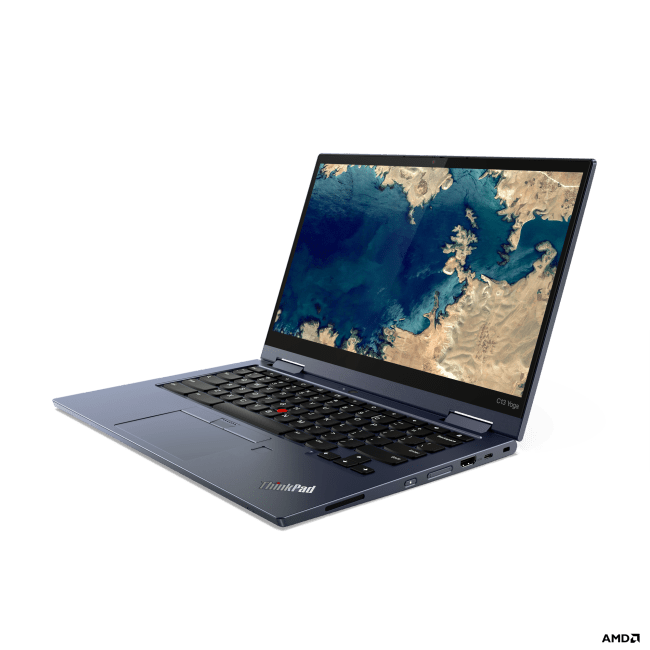 Chromebooks Go Corporate with the Lenovo ThinkPad C13 Yoga Chromebook Enterprise