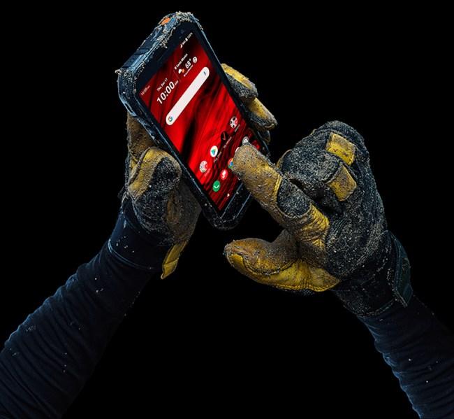 Kyocera Duraforce Ultra 5G Rugged Smartphone