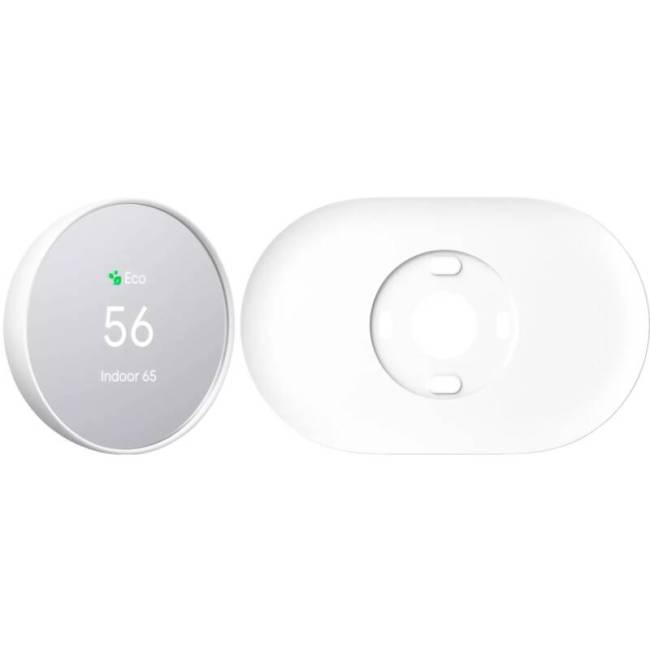 Google Nest Smart Thermostat with Bonus Trim Kit