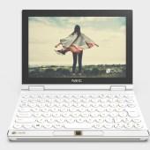Lenovo + NEC LAVIE MINI Prototype